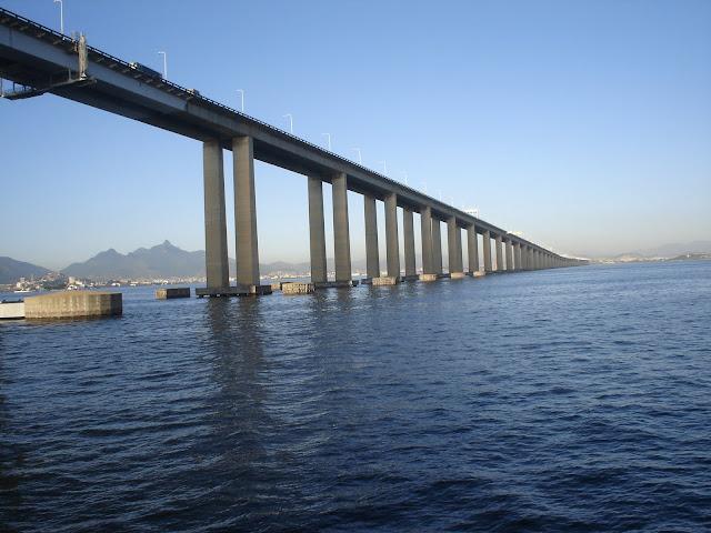 Ponte Presidente Costa e Silva (Rio-Niterói) – Brasil