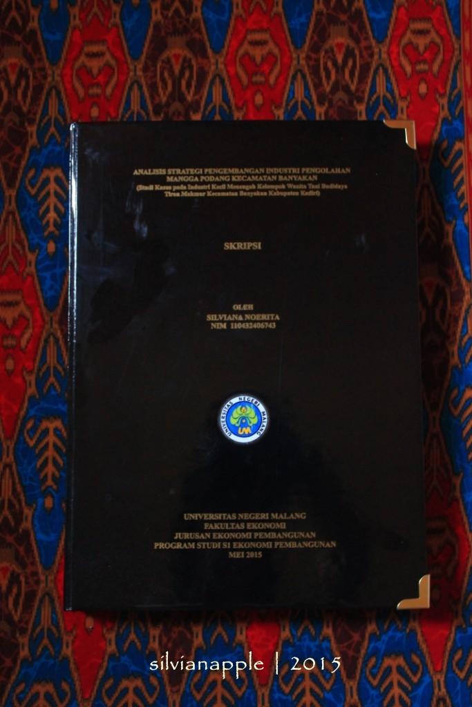 Alur Penyerahan Skripsi Di Universitas Negeri Malang Silviananoerita