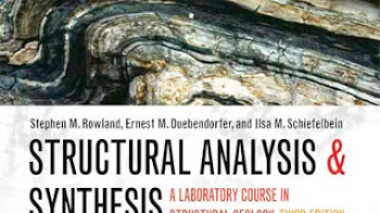 Structural analysis & synthesis - structural geology