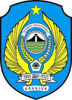 Gambar Lambang Kabupaten Nganjuk