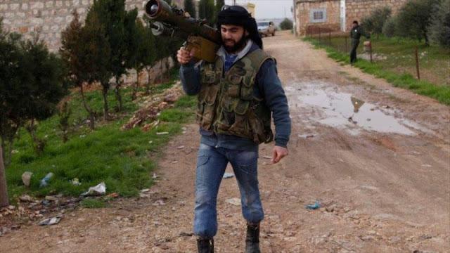 EEUU niega envío de armas a rebeldes sirios por temor a Rusia