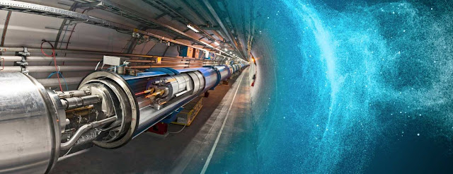 It's not just imagination, it's a matter of physics: if ghosts existed the LHC would detect it
