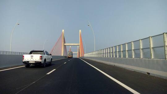 Cầu Bạch Đằng nối giữa Quảng Ninh – Hải Phòng ảnh 3
