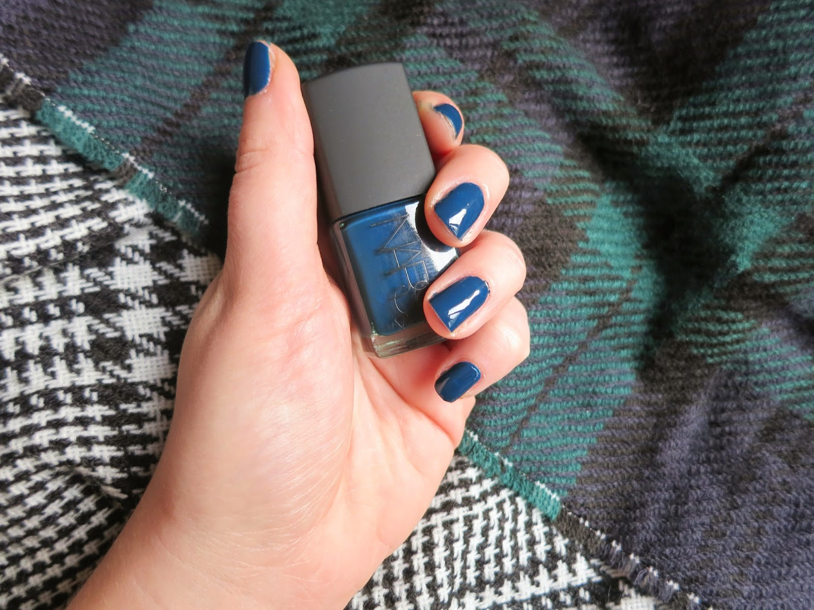 3.1 Phillip Lim for NARS Dark Room Nail Polish