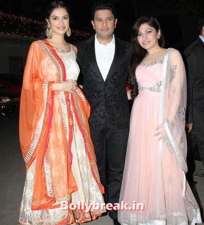 Divya Khosla Kumar, Bhushan Kumar, Tulsi Kumar, Who Looked the Hottest at Raghav Sachar - Amita Pathak Wedding?