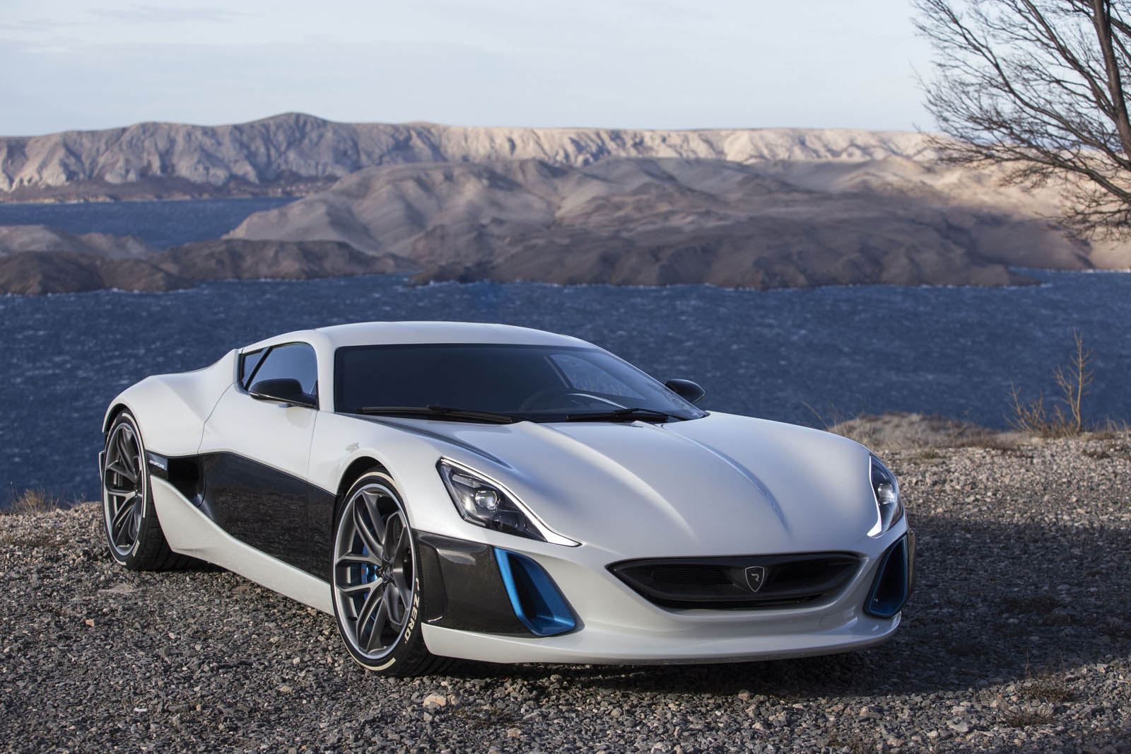 Rimac Upgrades Concept_One Electric Supercar To Take On