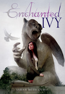 EnchantedIvyCover LoRes Enchanted Ivy   Beth Durst