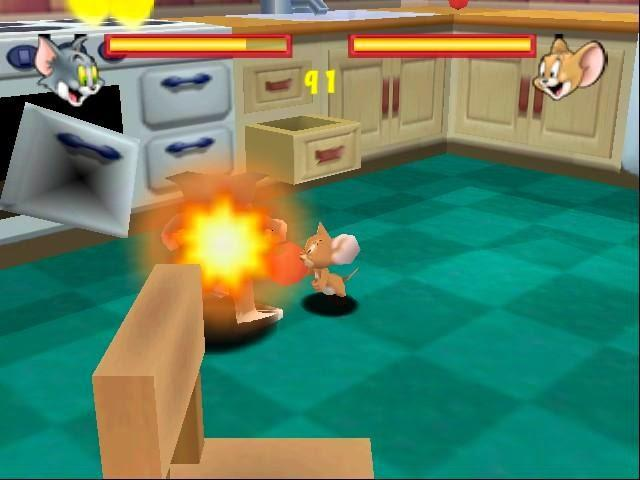 Tom And Jerry In Fists Of Furry Game Free Download ...