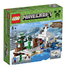 Minecraft The Snow Hideout Regular Set