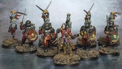 Ordo Malleus Inquisitor Retinue