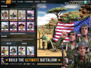 Battle Islands Commanders MOD Apk v1.3.5 Android Unlimited Money Terbaru Gratis