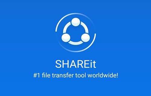 Cara Transfer Foto Dari iPhone Ke Android Shareit
