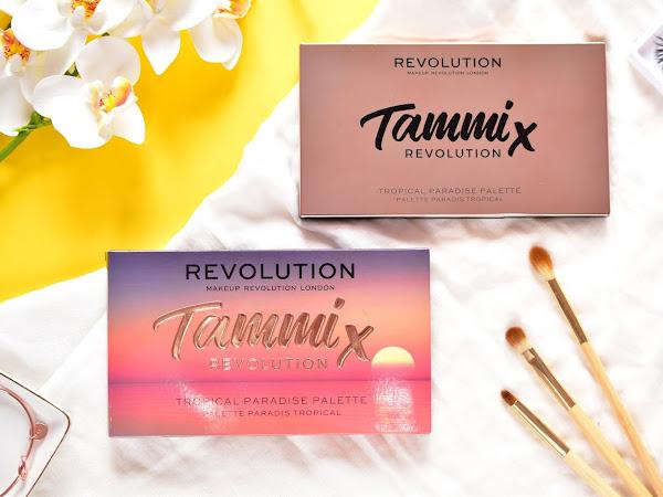 Tammi x Revolution Tropical Paradise Palette