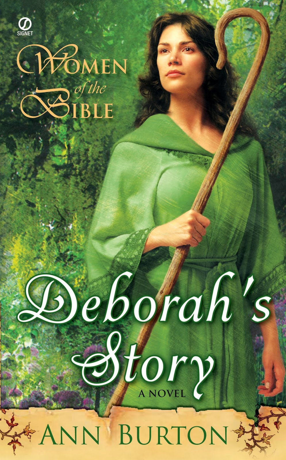 Deborah in the Bible, God is our Might and Strength
