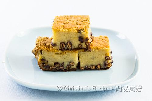 焗紅豆椰汁年糕 Baked Red Bean Coconut Cake02