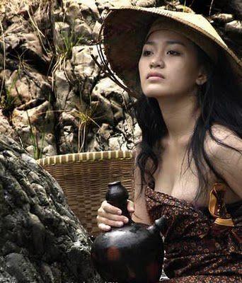 Foto Cewek Perawan Desa Lagi Ngentot