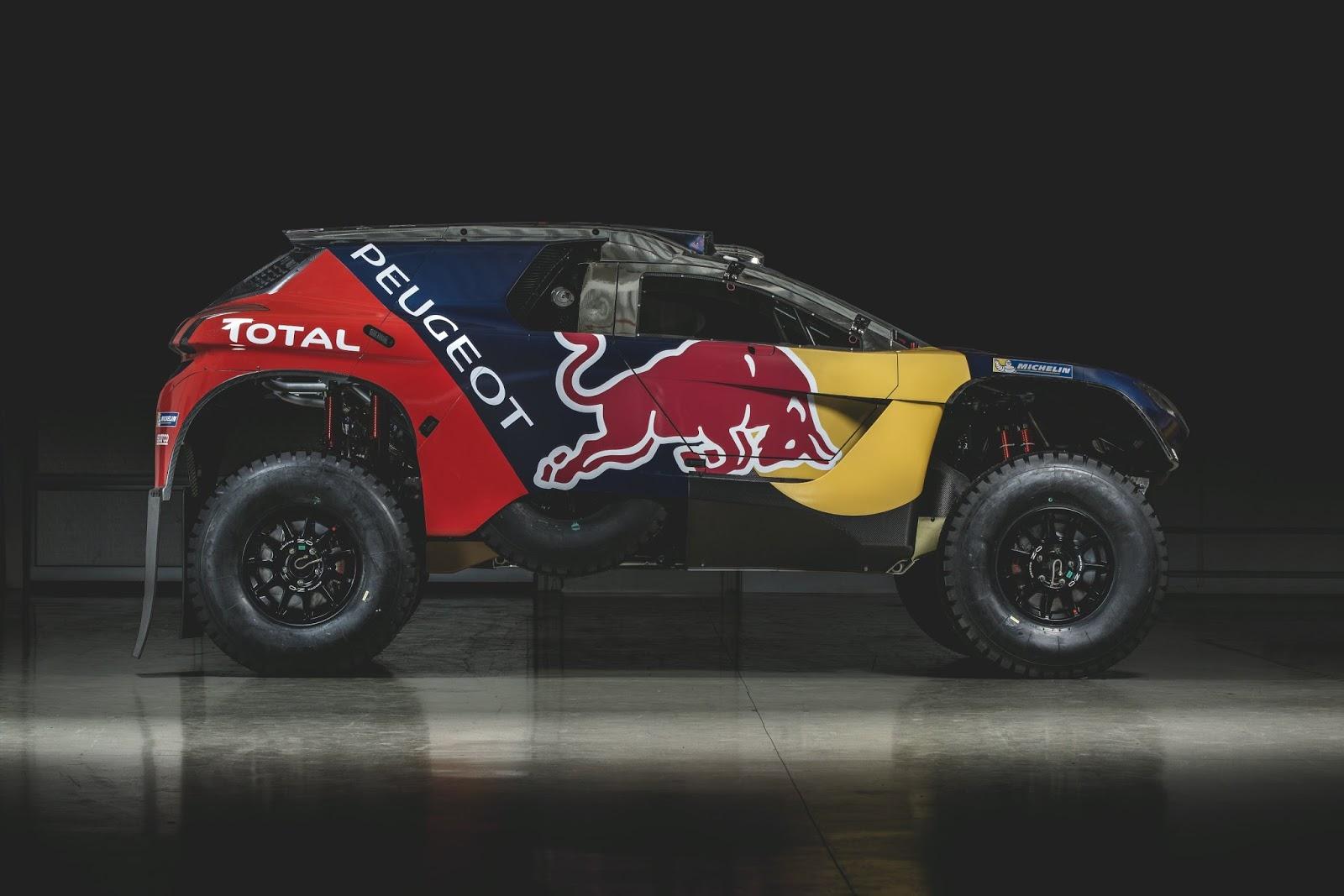 P 20151202 00234 News Το PEUGEOT 2008DKR στα χρώματα του πολέμου! Peugeot, Peugeot 2008 DKR, Peugeot 2008 DKR16, Rally Dakar
