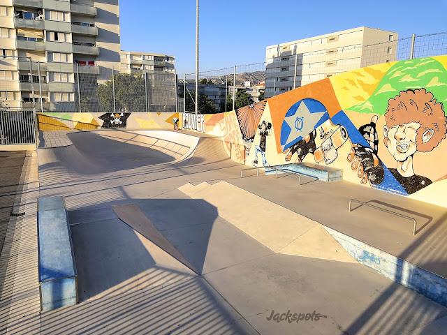 Skatepark Rouvier