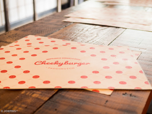 Good Things*: Neighbourhood Eats : Cheekyburger