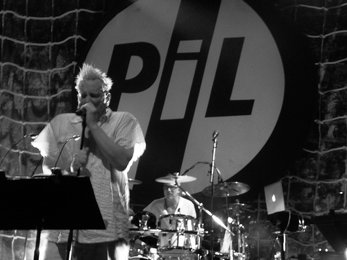 P.I.L. - Public Image Limited by Joao Friezas