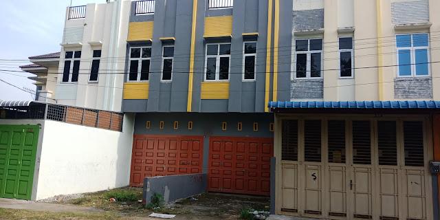 Jual Ruko Di Jalan Sendok Ayahanda Medan Sumatera Utara - 0812 8383 8397
