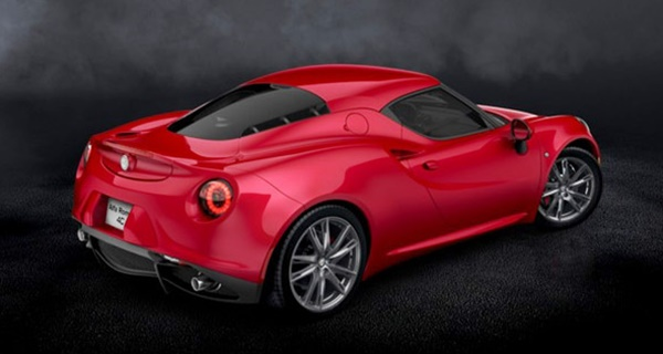 2017 Alfa Romeo 4C Coupe Changes Review Redesign Release Date