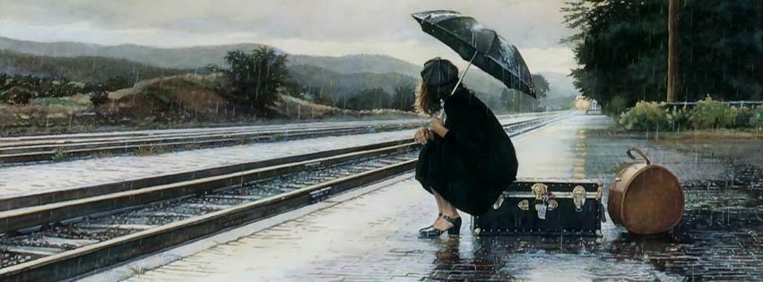 """ Rain FB Timeline Covers "" ~ FB Status"