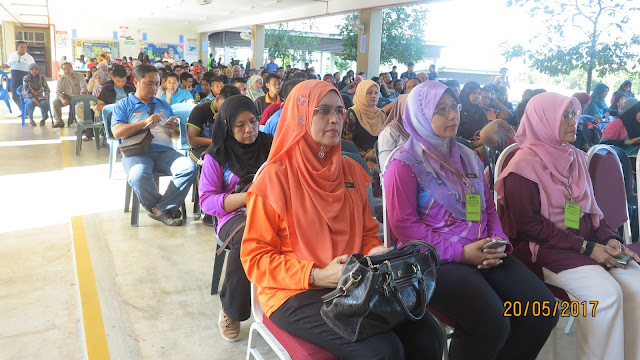 Kejohanan Catur Piala Datuk Hasan Abd Rahman – Majlis penutup dan penyampaian hadiah