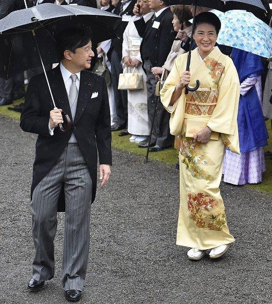 Crown Princess Masako wore the kimono seen in photos for the 2019 calendar. Princess Yoko, Princess Mako and Princess Kiko