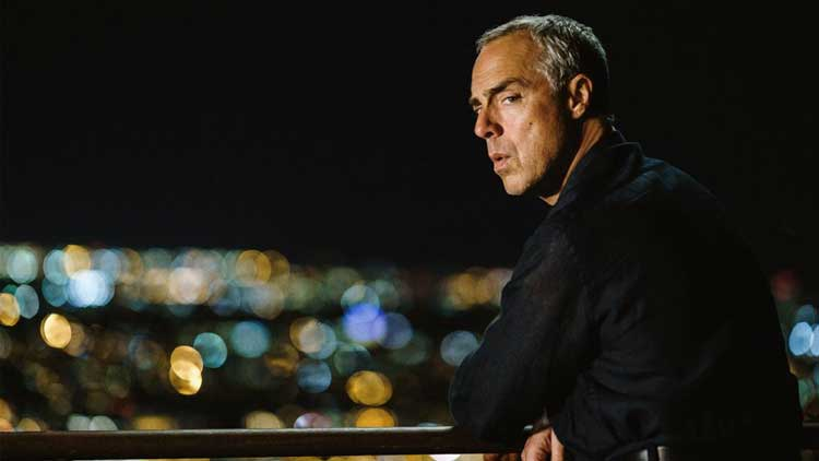 Titus Welliver stars as Harry Bosch on the third season of Amazon's Bosch.