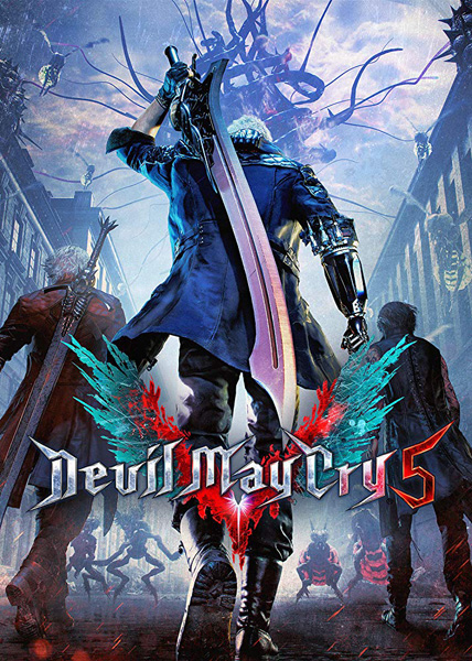 Devil May Cry 5 Game Full Movie
