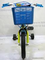 2 Sepeda Anak Red Fox BMX Sandaran Boncengan 12 Inci 2