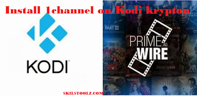 how to install 1channel on kodi krypton