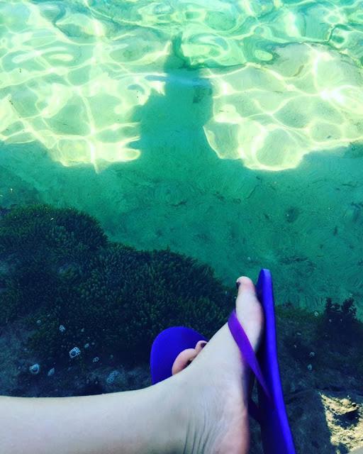 Biển trong vắt