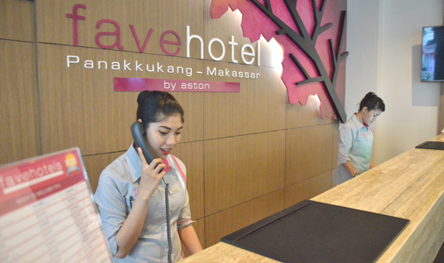 Lowongan Kerja Makassar Karyawan Fave Hotel