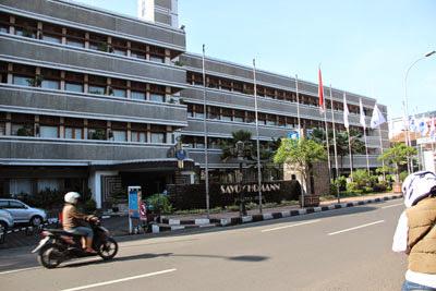 hotel bersejarah peninggalan belanda