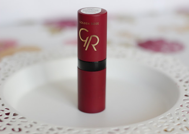 Velvet Matte Lipstick - Matowa pomadka do ust - Golden Rose