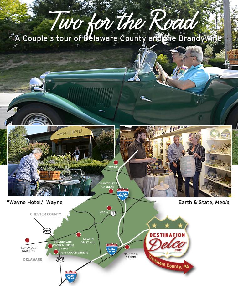 A Brandywine Valley visit begins in Delaware County\'s Brandywine ...