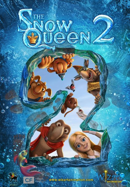 Watch The Snow Queen 2 (2014) Online For Free Full Movie English Stream