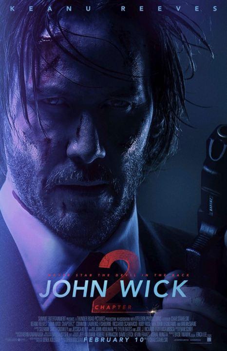 Capa do Filme John Wick - Um Novo Dia para Matar