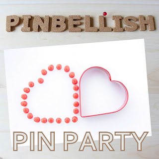 Pinbellish Pin Party - Link your pins and get them shared