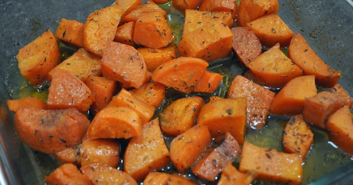 Roasted Sweet Potatoes Whole Foods