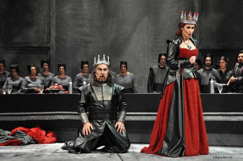 Banquet scene from Macbeth(analysis)