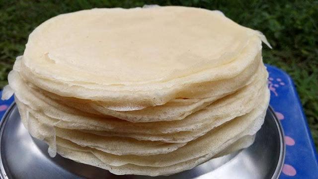 cara mudah membuat kulit risoles, resep kulit risoles, risoles