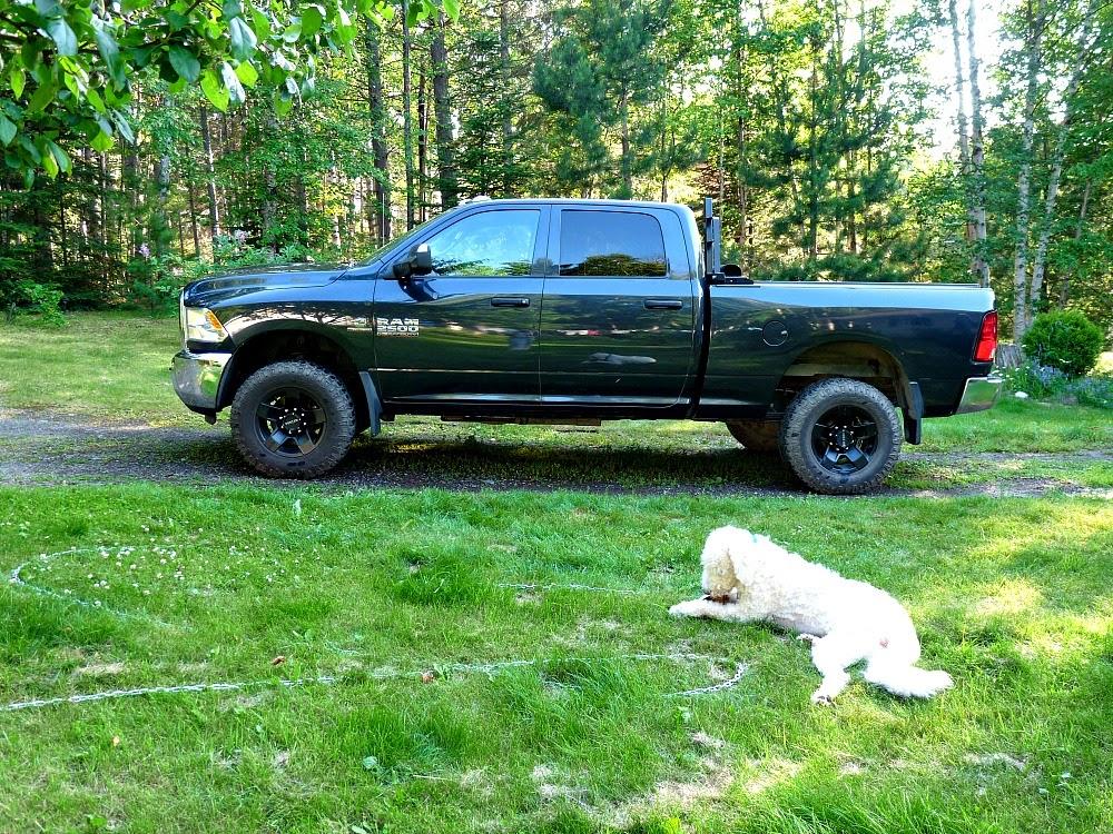 Ram 2500 Truck