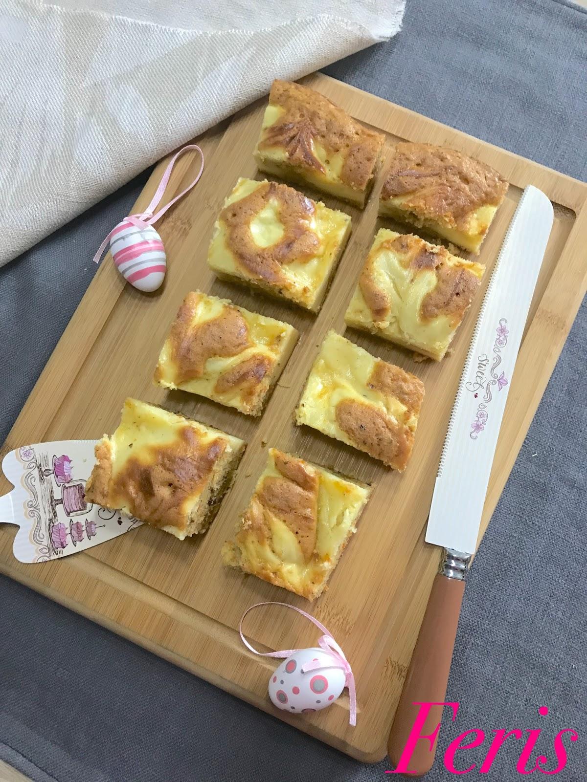 Thermomix A La Feride Nin Lezzet Dunyasi Mohren Nuss Cheesecake