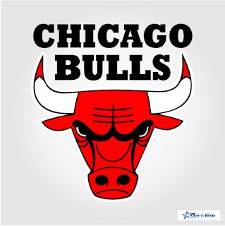Chicago Bulls Logo Vector cdr