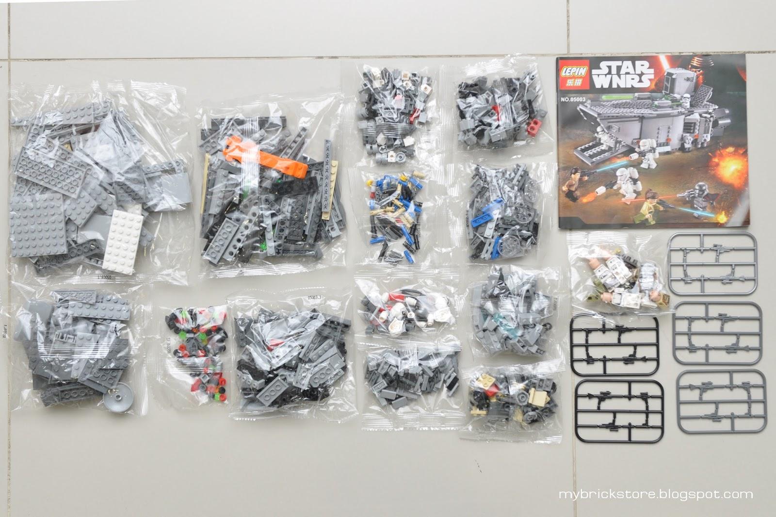 LEGO Star Wars Millenium Falcon 75105 ToysRUs