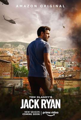 Jack Ryan Season 2 Poster 2