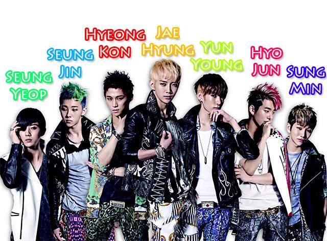 K-Pop Lyric Stop: A-JAX (에이젝스) Lyrics